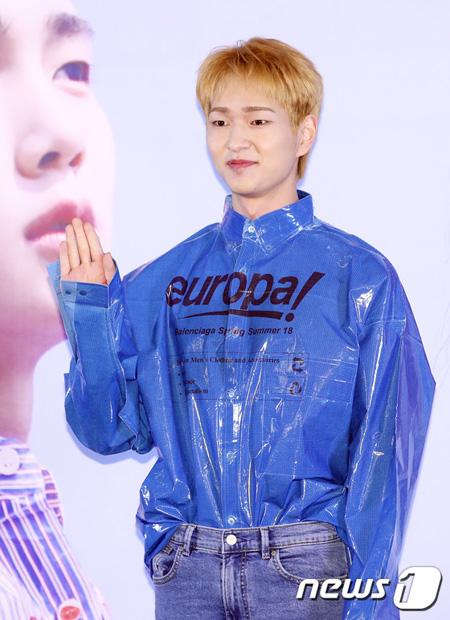 韓国アイドルグループ「SHINee」オンユ(28)が来る12月10日に現役入隊することがわかった。(提供:news1)