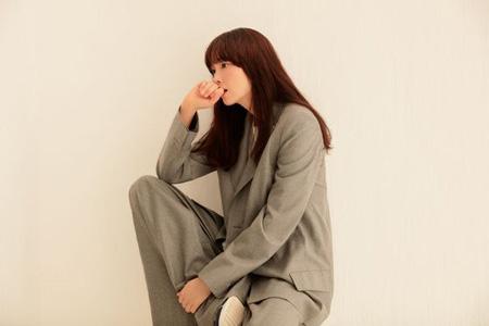 韓国女優イ・ナヨンが映画「ビューティフルデイズ」で6年ぶりに、スクリーンに復帰し、俳優で夫ウォンビンの応援が力になったと明かした。(提供:news1)