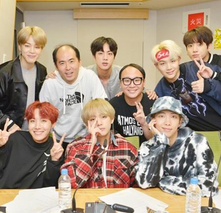 トレエン斎藤さん、「BTS」事態の発言が韓国でも話題「人懐っこいし日本語も上手」(提供:news1/斎藤さんSNSより)