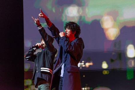 ラッパー・タイガーJK、RM(BTS)との制作背景語る「一番にオファー…チャートは気にしない」(提供:OSEN)