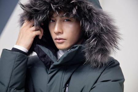 韓国俳優ウォンビンが、久しぶりに姿を見せた。(写真提供:OSEN)
