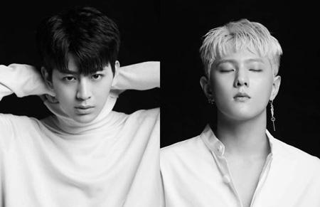韓国アイドルグループ「iKON」SONG(ユニョン)とDK(ドンヒョク)が「ヤングストリート」のスペシャルDJを務める。(提供:OSEN)
