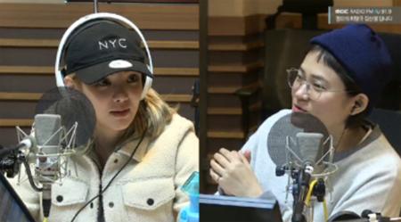 ヒョヨン(少女時代)、10年一緒のメンバーを想い「食事しながら涙…」(画像:OSEN)