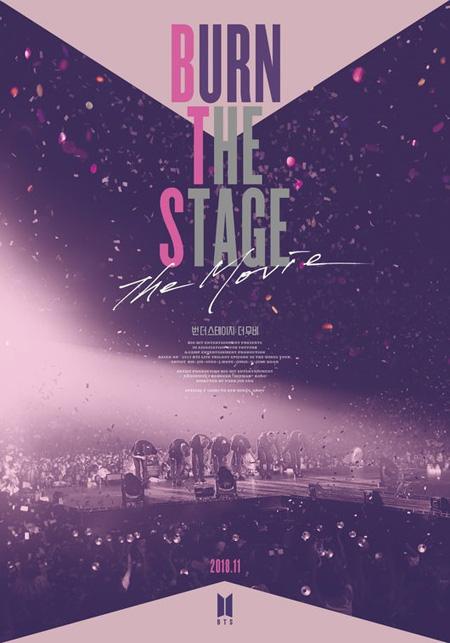 韓国アイドルグループ「防弾少年団(BTS)」のドキュメンタリー映画「Burn the Stage : the Movie」が公開初日、歴代アイドルドキュメンタリー最高の興行記録を樹立した。(提供:OSEN)