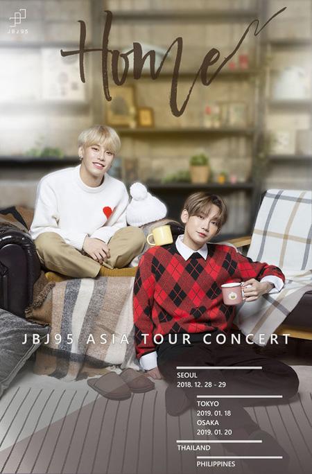 「JBJ95」、初のアジアツアーコンサート「HOME」を開催へ(提供:OSEN)