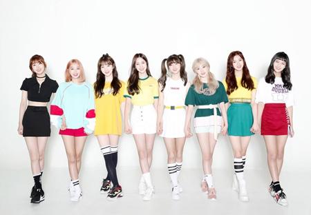 韓国の8人組新人ガールズグループ「DreamNote」が、2つ目のミュージックビデオ予告動画を公開した。(写真提供:news1)