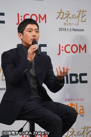 俳優チャン・ヒョク