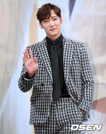 韓国俳優チェ・ジンヒョクが、新ドラマ「皇后の品格」を撮影中に負傷した。(提供:OSEN)