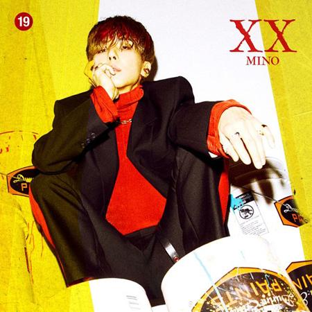 MINO(WINNER)、初ソロアルバムのデザインに積極参加(画像:OSEN)
