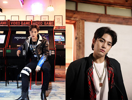 ラッパーKANTO、中国ラッパーDOUGH-BOYとスペシャルシングルを発表へ(提供:OSEN)