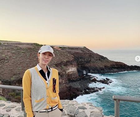 """""""アジアの星""""韓国歌手BoAが、優雅な日常を公開した。(提供:OSEN)"""