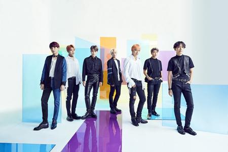 「防弾少年団(BTS)」、米TIME誌の「2018今年の人(パーソン・オブ・ザ・イヤー)」投票で1位独走中(提供:news1)