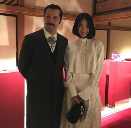 韓国女優シン・ミナが近況を公開し、注目が集まっている。(写真提供:OSEN)