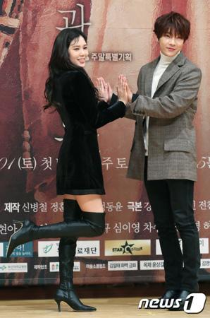 「運命と怒り」ユナク(SUPERNOVA)、久々の韓国活動へ「リジ(元AS)とのラブラインに幸せ」