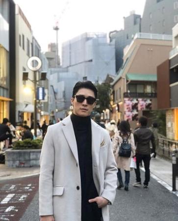 NHKでも放送されている韓国ドラマ「オクニョ 運命の女(ひと)」で王様を演じた俳優ソ・ハジュンが、東京・原宿に出現した。(写真提供:OSEN)