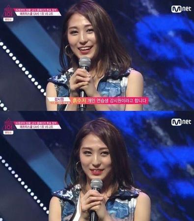 韓国Mnetのオーディション番組「PRODUCE 101」シーズン1に出演していたカン・シウォンが、ソロデビューすることになった。(提供:OSEN)