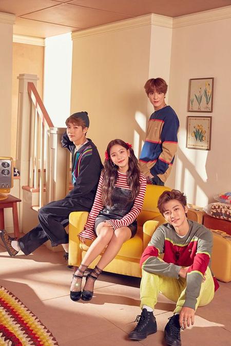 「Red Velvet」イェリ&「NCT DREAM」、アニメ「トロールズ」OSTでコラボ=13日に公開(提供:OSEN)