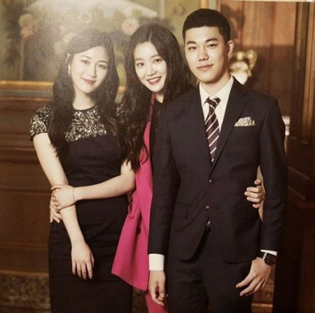 韓国女優キョン・ミリの過去の投稿が話題の中心となっている。(写真提供:OSEN)