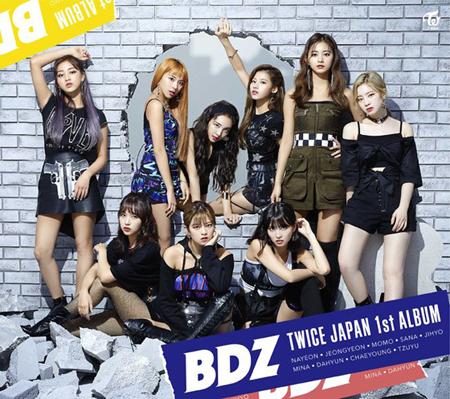 韓国ガールズグループ「TWICE」が、テレビ朝日「ミュージックステーション」の年末特集「ミュージックステーション スーパーライブ2018」に出演することになった。(提供:OSEN)