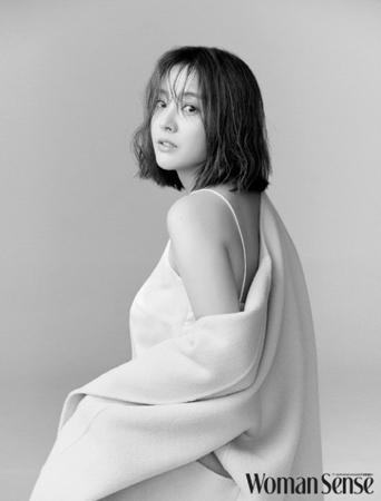 韓国女優パク・ウネが、シングルマザーの苦悩を明かした。(写真提供:OSEN)