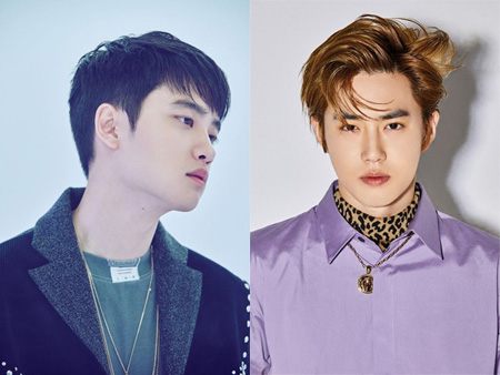 「EXO」、5thリパッケージアルバムに新曲4曲収録=SUHO&D.O.のティザー公開! (提供:OSEN)