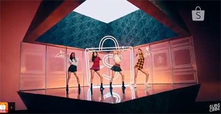 「BLACKPINK」出演の広告が放送NGに…「服をほぼ着ない状態で踊っている」=インドネシア(YouTubeより)