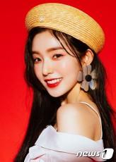 「Red Velvet」アイリーン、ハイト眞露焼酎「チャミスル」モデルに決定