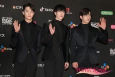 「GOT7」(JB、ジニョン、ユギョムの3人での参加)