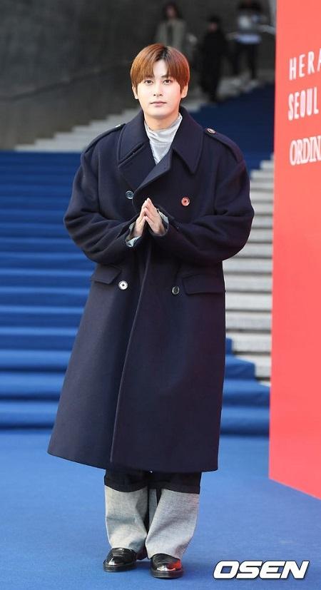「Block B」ジェヒョ、きょう(20日)非公開で入隊(提供:OSEN)