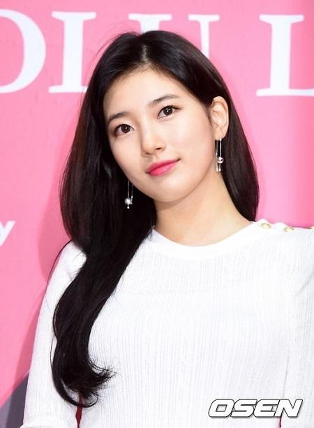 スジ(元Miss A)、映画「白頭山」に合流=ハ・ジョンウの妻役(提供:OSEN)