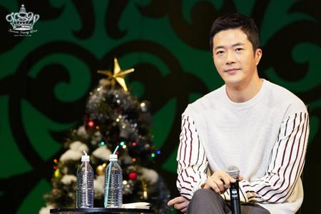 俳優クォン・サンウ