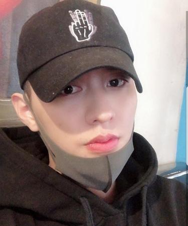 韓国俳優ト・ジハンが24日、入隊する。