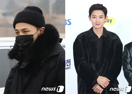CHANYEOL(EXO)、GD(BIGBANG)を超えインスタフォロワー数が韓国内1位に(提供:news1)