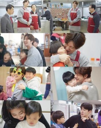 韓国俳優パク・ヘジンが、誰よりも意義深いクリスマスを過ごした。(写真提供:OSEN)