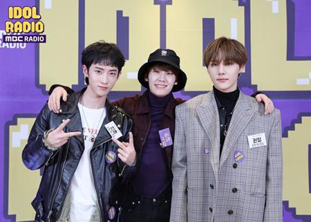 中国の人気アイドルグループ「楽華七子NEXT」、韓国ラジオ番組に初出演(画像:OSEN)