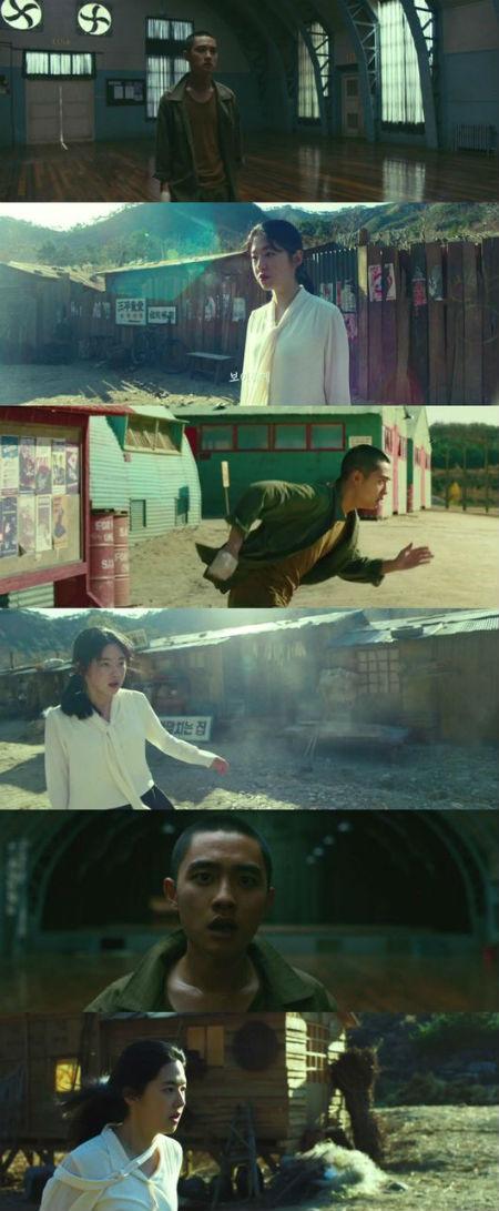 「EXO」D.O.(ト・ギョンス)主演映画「スイングキッズ」が、タップダンスパフォーマンスを収めたノーカット・ハイライト映像を公開した。(提供:OSEN)