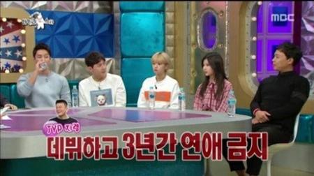 """日本でも韓国でも、アイドルたちには""""恋愛禁止""""と定められていることが多いようだ。それでは、その期間というのはどのくらいなのだろうか? (写真提供:OSEN)"""