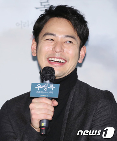 妻夫木聡が、共演してみたい韓国俳優について語った。(提供:news1)