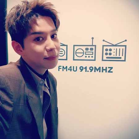 「Block B」パクキョン、ラジオ番組スペシャルMCで活躍を予告(画像:OSEN)