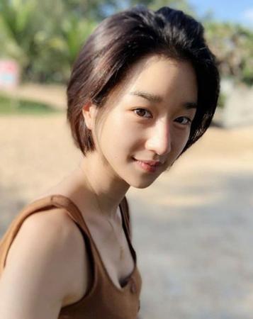 韓国女優ソ・イェジが、新しい魅力を放っている。(写真提供:OSEN)