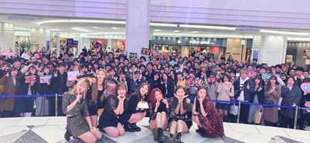 「OH MY GIRL」、日本デビューアルバムがオリコンデイリー アルバムランキング1位獲得! (オフィシャル)