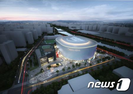 韓国初のコンサート専門公演施設「ソウルアリーナ」、2024年オープンへ