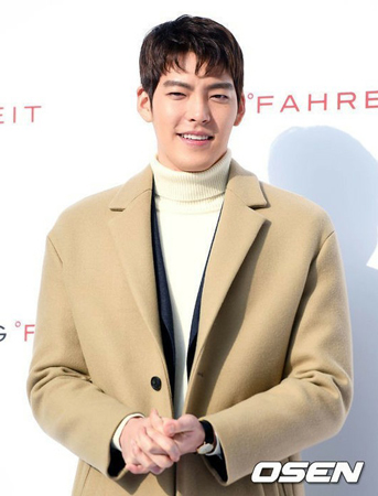 韓国俳優キム・ウビンが、スクリーン復帰を準備しているという報道に対して、所属事務所が立場を明らかにした。(写真提供:OSEN)