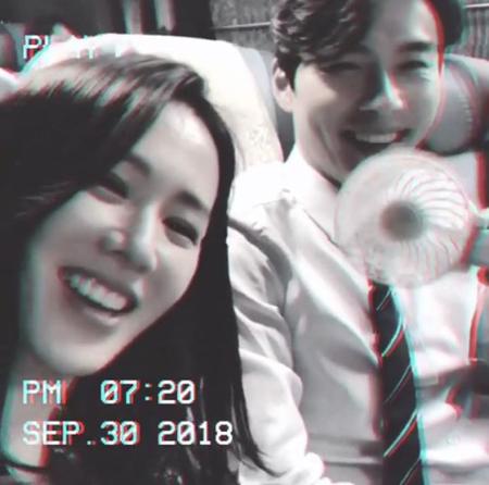 """韓国俳優ヒョンビンと女優ソン・イェジン、映画とドラマで活躍中の二人のトップスターに熱愛説が浮上したが、双方の公式コメントは""""事実無根""""と否定するものだった。(提供:OSEN)"""