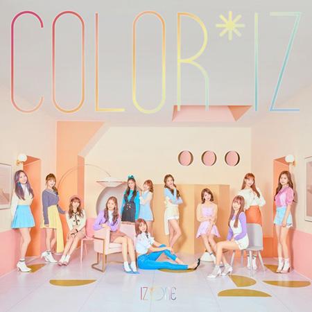 【公式】「IZ*ONE」、デビューアルバム累積販売量が20万枚突破…超高速(提供:OSEN)