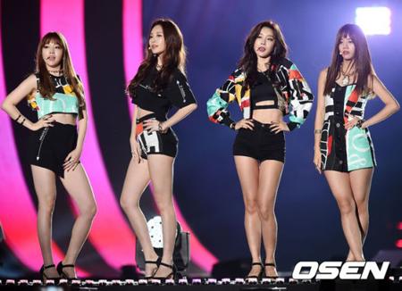 岐路に立たされた韓国ガールズグループ「Girl's Day」メンバーは、それぞれの道を歩む選択をしたようだ。(提供:OSEN)