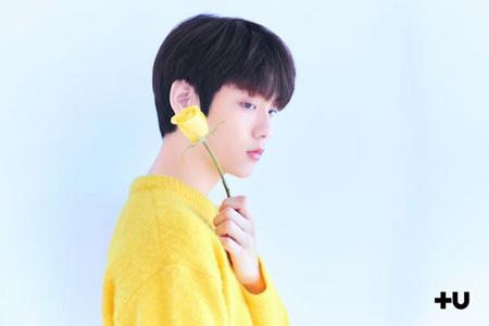韓国ボーイズグループ「防弾少年団」(BTS)の弟分グループ「TXT」の二人目のメンバーが公開された。(提供:OSEN)