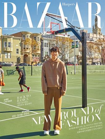 韓国俳優コン・ユの近況を収めたグラビアが公開され、注目を集めている。(写真提供:OSEN)