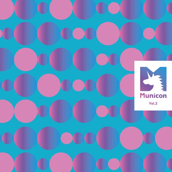 元「B.A.P」ZELOが脱退後初の楽曲参加! 「Municon(ミュニコン)」第2弾アルバムが発売(オフィシャル)
