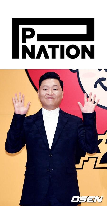 歌手PSY、総合エンターテインメント会社「P NATION」を設立(提供:OSEN)